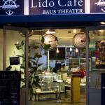 バウスシアターの下がカフェ「Lido Cafe」