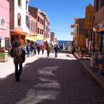 ペルー・ボリビア国境の街