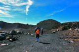 富士山への道