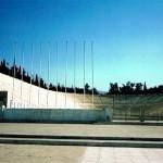 近代オリンピックスタジアムはコンパクト