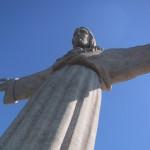 巨大なキリスト像