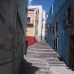 グアダアハラの町並み