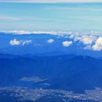 富士山からの風景