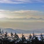 富士山5号目の雲海