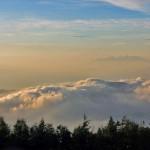 富士山の雲海