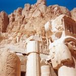ド迫力なハトシェプト神殿