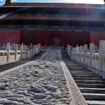 北京の故宮博物院の太和殿