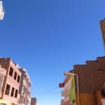 ボリビアーペルー国境の街