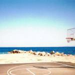 ギリシャの孤島のゴール