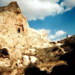 トルコのカッパドキアの画像