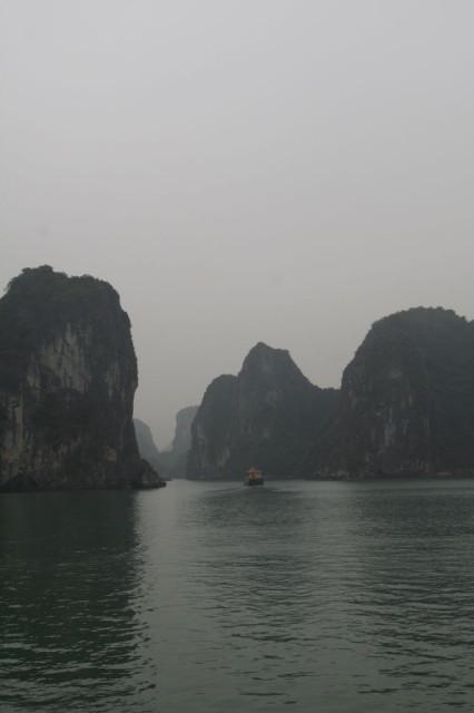 ベトナムのハロン湾