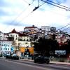 ポルトガルのコインブラの街