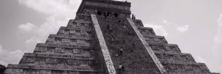チェチェンイッツアーのピラミッド,