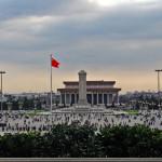 北京・天安門から