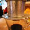 本場の庶民のベトナムコーヒー