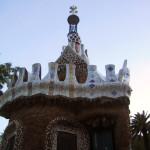 スペイン・グエル公園