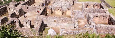 マチュピチュ遺跡