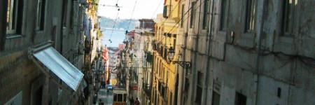 ポルトガルの路面電車
