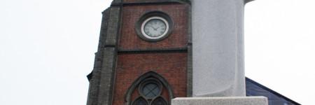 ソウル明洞の教会