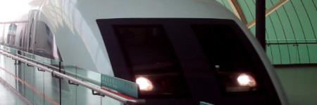 上海リニアモーター