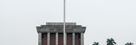ベトナム・ホーチンミンの墓