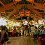 ベトナムのマーケット