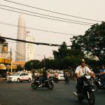 ベトナムの街角