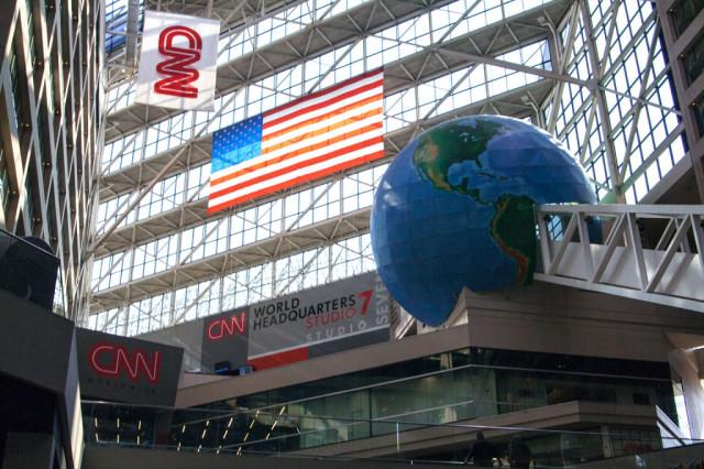 CNN本社