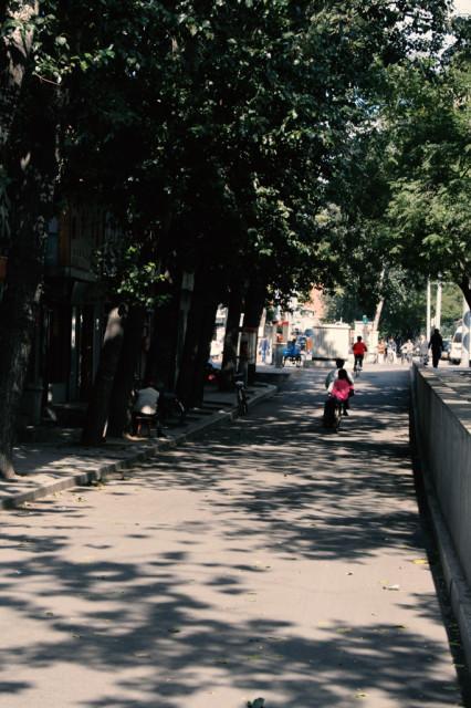 北京の平日
