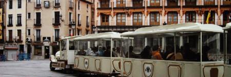 スペイン・コインブラの乗り物