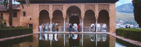 スペイン・アブハンブラ宮殿