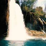 トルコ・アンタルヤの滝