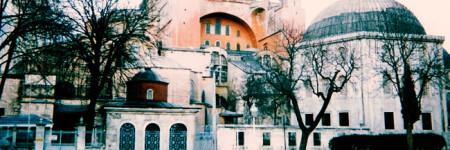 トルコ・アヤソフィア